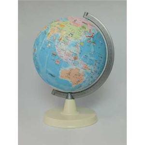 昭和カートン 21-HPP-L 絵入りひらがな地球儀 21 【知育玩具】 - 拡大画像