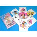 エンゼルプレイングカード プラスチックトランプ アイドルミニー