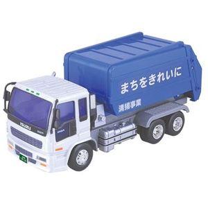 トイコー ISUZU GIGAジュニア清掃車の商品画像
