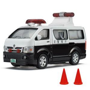 アガツマ DK-3107 パトカー 【ダイヤペット】 - 拡大画像
