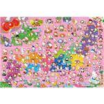 ビバリー 31-399 ご当地キティ日本地図 1000P 【ジグソーパズル】