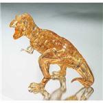 ビバリー 50172 クリスタルパズル ティラノサウルス ブラウン