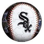 やのまん 3D MLBホワイトソックス60P 【ジグソーパズル】