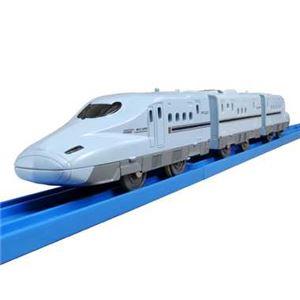 【プラレール】 タカラトミー S-04 ライト付N700系 みずほ・さくら