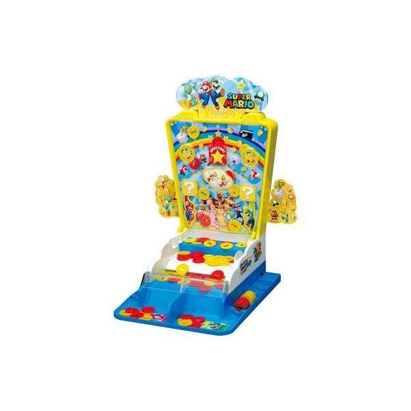 エポック社 スーパーマリオ ガンガンGET!ラッキーコインシューターf00