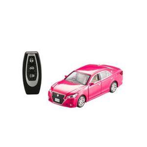 シーシーピー ピピットキー トヨタ クラウン ピンク h01