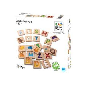 カワダ 5637 アルファベットA-Z 【知育玩具】