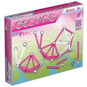 ゲオマグワールドジャパン 053 ゲオマグ ピンク66 【知育玩具】