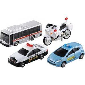 【トミカ】 タカラトミー 交通安全セット - 拡大画像