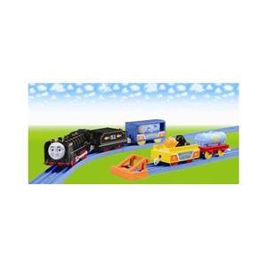 【プラレール】 タカラトミー ヒロと水族館貨車セット - 拡大画像