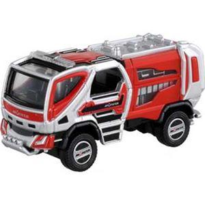 【トミカ】 タカラトミー トミカプレミアム 02 モリタ 林野火災用消防車