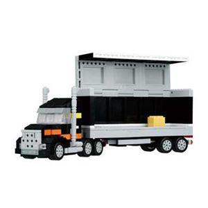 【訳あり・在庫処分】カワダ PBS-008 ウィングボディトラック 【知育玩具】