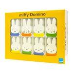 カワダ DW-001 ミッフィードミノ miffy Domino 【つみき・木製玩具】