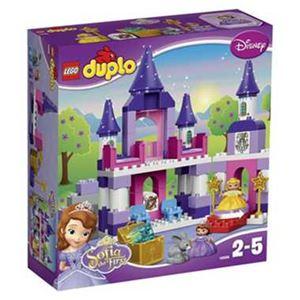 レゴジャパン 10595 デュプロ(R) ちいさなプリンセス ソフィア 王さまのおしろ 【LEGO】【デュプロ】