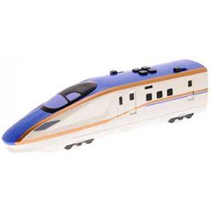【訳あり・在庫処分】トイコー サウンドトレイン 北陸新幹線 E7系