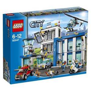 レゴジャパン 60047 ポリスステーション 【LEGO】 - 拡大画像