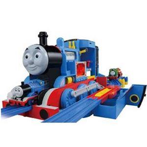 タカラトミー トーマス あそべるエンジン!ビッグトーマス 【プラレール】 - 拡大画像