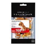 カワダ NBC_168 ゴールデンレトリバー nanoblock(ナノブロック)