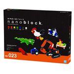 カワダ NB-023 スタンダードカラーセット nanoblock(ナノブロック)