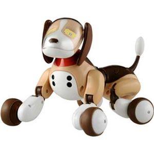 タカラトミー Omnibot Hello!Zoomer ビーグル犬 - 拡大画像