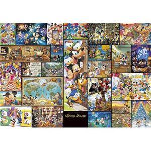 テンヨー DG-2000-533 ジグソーパズル アート集 ミッキーマウス 2000P 【ジグソーパズル】