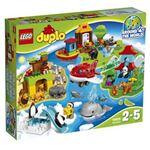 レゴジャパン 10805 レゴ(R)デュプロ 世界のどうぶつ 世界一周セット 【LEGO】【デュプロ】