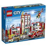 レゴジャパン 60110 レゴ(R)シティ 消防署 【LEGO】