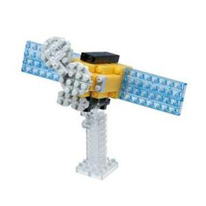 カワダ NBC_199 nanoblock 太陽観測衛星 【nanoブロック】