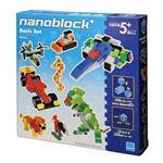 カワダ PBS-010 nanoblock+ ベーシックセット 【知育玩具】