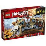 レゴジャパン 70596 レゴ(R)ニンジャゴー 洞窟基地 ニンジャベースX 【LEGO】