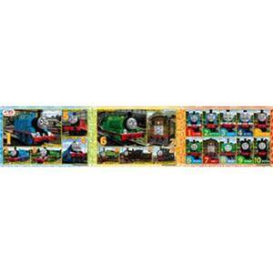 アポロ社 24-108 ステップパノラマパズル トーマスとみんなのばんごう 【知育玩具】