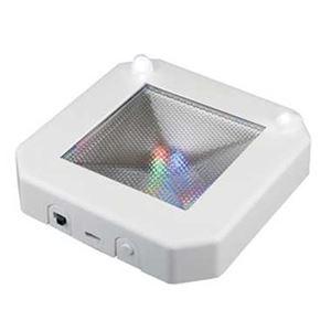 カワダ PNL-002 ペーパーナノ LEDディスプレイライト ホワイト