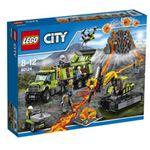 レゴジャパン 60124 レゴ(R)シティ 火山 調査基地 【LEGO】