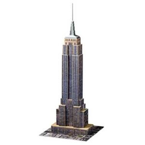 カワダ 125531 3Dパズル エンパイア・ステート・ビルディング 【ジグソーパズル】