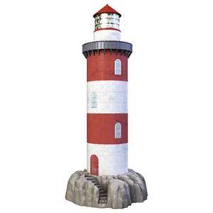 カワダ 125654 3Dパズル 灯台 【ジグソーパズル】