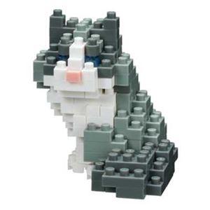 カワダ NBC_215 nanoblock ラグドール 【nanoブロック】