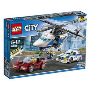 レゴジャパン 60138 レゴ(R)シティ ポリスヘリコプターとポリスカー 60138 【LEGO】