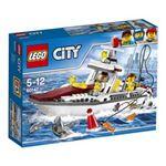 レゴジャパン 60147 レゴ(R)シティ フィッシングボート 60147 【LEGO】