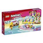 レゴジャパン 10747 レゴ(R)ジュニア フレンズアンドレアとステファニーのビーチ 【LEGO】
