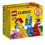 レゴジャパン 10703 レゴ(R)クラシック アイデアパーツ建物セット 【LEGO】