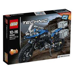 レゴジャパン42063レゴ(R)テクニックBMWR1200GSアドベンチャー【LEGO】