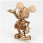 アキ工作社 A03802910 ミッキーマウス Hello Mickey099_wood