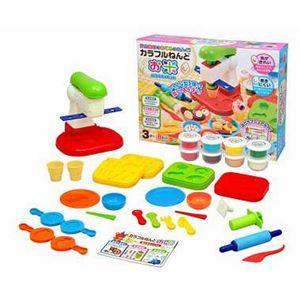 ローヤル 7346 カラフルねんどお米 バラエティセット 【知育玩具】