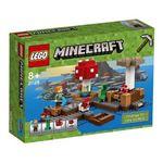 レゴジャパン 21129 レゴ(R)マインクラフト きのこの島 【LEGO】