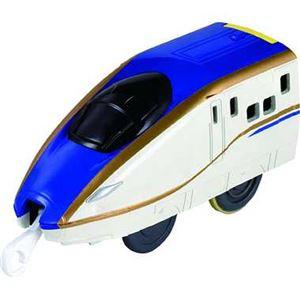 タカラトミー テコロでサウンドプラレール E7系新幹線かがやき 【プラレール】