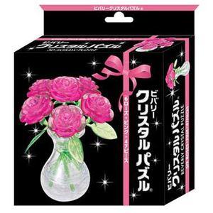 ビバリー 50209 6ローズ・ピンク 【立体パズル】