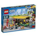 レゴジャパン 60154 レゴ(R)シティ バス停留所 【LEGO】