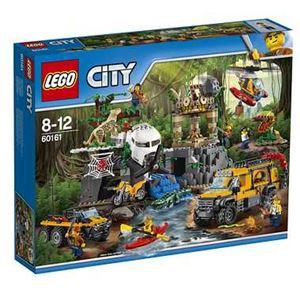レゴジャパン 60161 レゴ(R)シティ ジャングル探検隊 【LEGO】