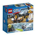 レゴジャパン 60163 レゴ(R)シティ 海上レスキュースタートセット 【LEGO】