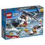 レゴジャパン 60166 レゴ(R)シティ 海上レスキューヘリコプター 【LEGO】
